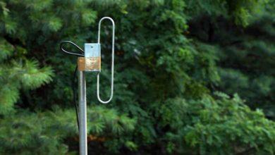 Photo of 70cm Kapalı Dipol Anten