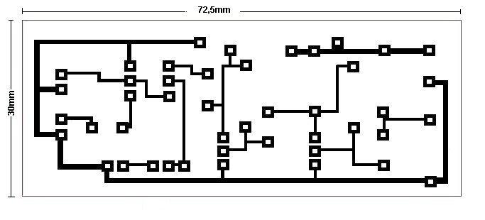 Anten analiz baskılı devre